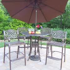 High Patio Table 53 Best Bar Height Patio Furniture Images On Pinterest Patio
