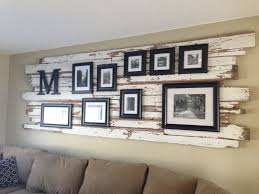 modern rustic wall decor 1000 ideas about rustic gallery wall on