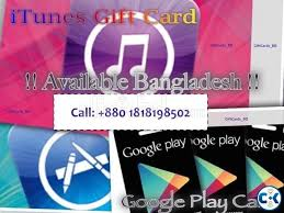 play gift card sale itunes gift card for sale in bd usa uk aus stores clickbd