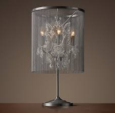 Crystal Desk Lamp by Crystal Table Lamp