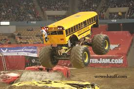 florida monster truck show this is the picture i show people after i tell them my mom is a