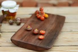 Cooking Board by Wood Cutting Board Pear Wood Serving Platter Chopping Board
