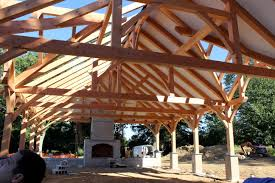 outdoor pavilion designed and built by carrollton design build