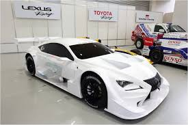 lexus rc series here is the 2014 lexus rc f gt500 produced for the supergt series
