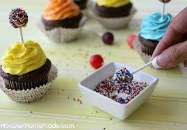 kid u0027s birthday cupcakes hoosier homemade