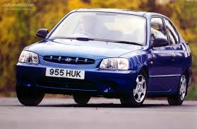 hyundai accent hp hyundai accent 3 doors specs 1999 2000 2001 2002 2003