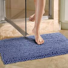 Soft Bathroom Rugs Norcho Non Slip Absorbent Microfiber Bathroom Soft Bath Mat Review