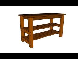 diy kitchen island plans diy kitchen island plans