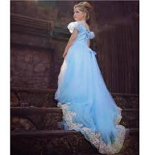 Halloween Costume Wedding Dress Compare Prices Cinderella Halloween Costume Kids