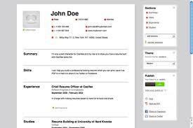 Make Resumes Online by Make Resume Online Free The Best Resume