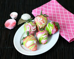Easy Chocolate Covered Strawberries I Marbled Chocolate Covered Strawberries Culinary Envy