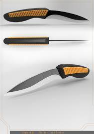 artstation product design knife design call center