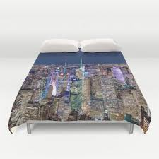 New York City Duvet Cover Best Skyline Duvet Covers Products On Wanelo