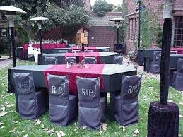 Halloween Party Ideas Decorations Outdoor by Best 25 Horror Party Ideas On Pinterest Haloween Party Creepy