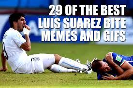 Suarez Memes - 29 of the best luis suarez bite memes and tweets total pro sports