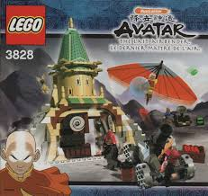 avatar airbender brickset lego guide database