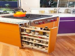kitchen 5 kitchen cabinet spice storage ideas spice racks for