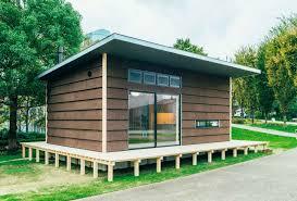 muji launches minimalist prefab cabins blog