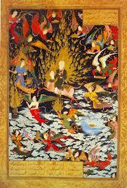 persian art wikipedia