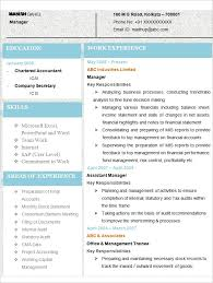 Accountant Resume Example by Accounting Resume Template Health Symptoms And Cure Com