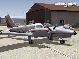 carenado pa 34 200t seneca ii fs2004 flightsim pilot shop