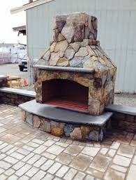Patio Fireplace Kit by Bond Cheap Outdoor Fireplace Kits Outdoor Fireplace Pinterest