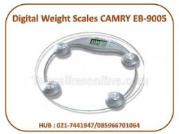 Timbangan Berat Badan Digital timbangan berat badan digital camry eb 9005 toko alat kesehatan
