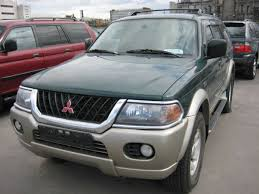 mitsubishi pajero sport modified 2000 mitsubishi montero sport information and photos zombiedrive