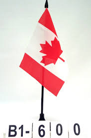 Candaian Flag Rmckenzie Enterprises B1 600 1 Dz Canadian Flag On Stick 4
