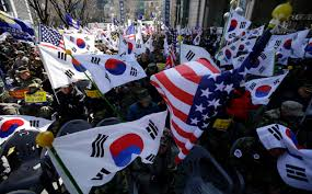 Seoul Flag Attack On U S Envoy Renews Debate Over South Korean Security Law