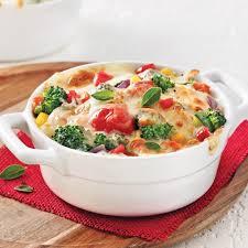 cuisiner des legumes cassolette gratinée aux légumes recettes cuisine et nutrition