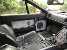 renault alpine interior alpine gta turbo aircon model u0026 full leather