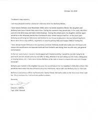 to write a child custody letter