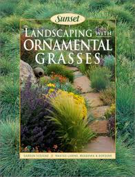 landscaping with ornamental grasses sunset book fiona gilsenan