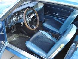 1967 blue mustang 67 mustang acapulco blue interior 1967 ford mustang coupe