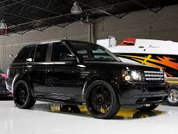 black land rover with black rims all black range rover our car future home pinterest range