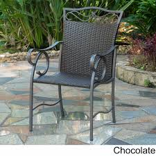 wicker rattan chairs