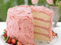strawberry mousse cake recipe myrecipes