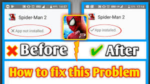 how to fix apk not installed how to fix the amazing 2 apk not installing problem