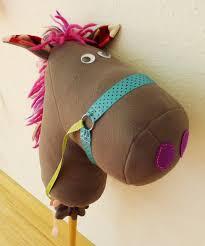 make a hobby horse fun family crafts