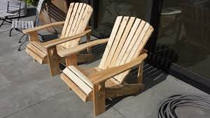 Adirondack Outdoor Furniture Choosing The Best Finish Option For Your Outdoor Furniture