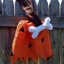 Infant Bam Bam Halloween Costume Baby Toddler Boys Soft Fabric Caveman Bam Bam Club