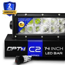 10 Watt Led Light Bar by Best 10 Inch Led Light Bar Reviews Lightbarreport Com
