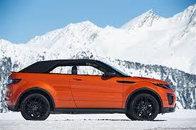 saab convertible 2016 land rover range rover evoque convertible specs 2016 2017