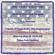 flagpole dedication festivities may 26 lower greenville