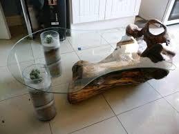 Coffee Table Wood And Glass Home Nautical Coffee Table Furniture