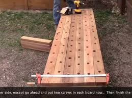 how to build professional quality raised cedar planter boxes youtube
