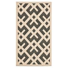 Ikea Outdoor Rugs by Couristan 3077 0016 Five Seasons Cream Indoor Outdoor Rug Hayneedle