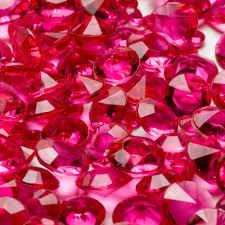 crystals table crystals wedding paraphernalia