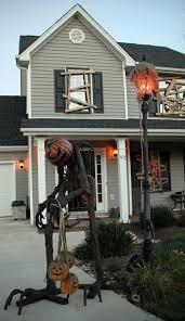 Halloween Outdoor Decorations 50 Best Diy Halloween Outdoor Decorations For 2017